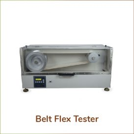 Belt Flex Tester