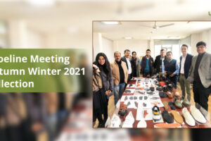 Shoeline Meeting Autumn Winter 2021 Collection